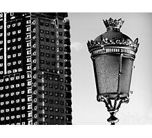 Contrast Photographic Print