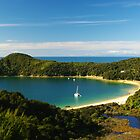 Abel Tasman National Park by lukasdf