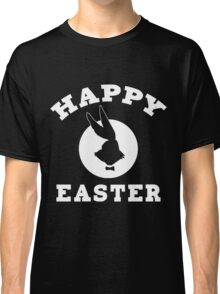 Happy Easter Featuring The New Easter Bunny Classic T-Shirt