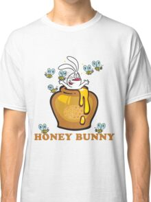 "Easter ""Honey Bunny"" Classic T-Shirt"