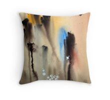 """Growth"" Throw Pillow"