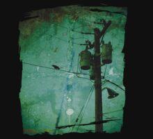 Urban Crow T-Shirt by Tara  Turner
