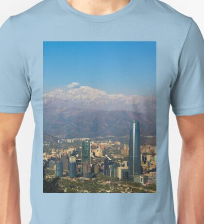 an awesome Chile landscape Unisex T-Shirt