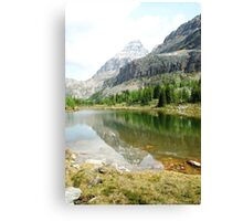 Lake O'Hara, Canada Canvas Print