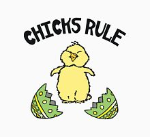 Easter Chicks Rule T-Shirt