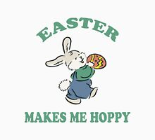 "Easter ""Easter Makes Me Hoppy"" Unisex T-Shirt"
