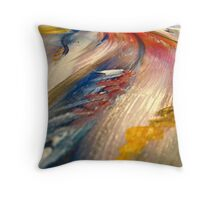 Paint Visuals- Strokes Throw Pillow