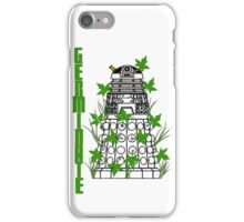 Germinate - Dr Who iPhone Case/Skin