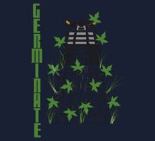 Germinate - Dr Who Kids Clothes