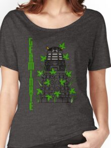 Germinate - Dr Who Women's Relaxed Fit T-Shirt