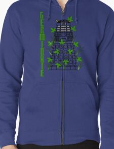 Germinate - Dr Who Zipped Hoodie