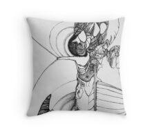 Odysseus Throw Pillow