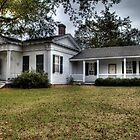 Col. Stephen Blount Home by Terence Russell