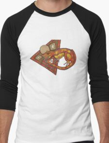 Avant! Gecko Tee Men's Baseball ¾ T-Shirt