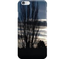 Silhouette Trees iPhone Case/Skin
