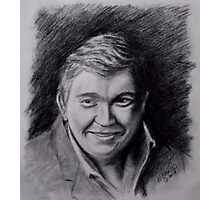 John Candy Drawing Photographic Print