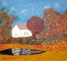 First Paint Along by Marie Foy by CoastalCarolina