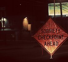 Sobriety ✓ Point by Stephanie Newton