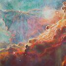 Swan Nebula by Alice McMahon