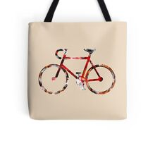 The Bicycle. Colour Sketch. Tote Bag