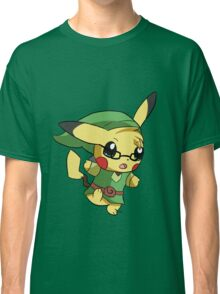 Pikachu Link! Classic T-Shirt