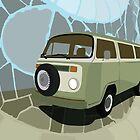 Volkswagen Combi by Ignasi