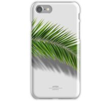 """UNISX AESTHETICS"" PALM TREE DESIGN iPhone Case/Skin"