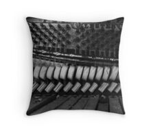 1888 Throw Pillow