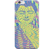 Psychedelic Buddha 2 iPhone Case/Skin