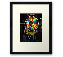 Even a Photographer gets to have Fun away from the lens. Framed Print