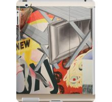 Nomad by James Rosenquist 1963 iPad Case/Skin