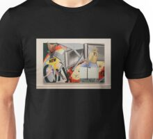Nomad by James Rosenquist 1963 Unisex T-Shirt