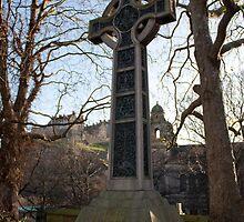 Dean Ramsay Memorial Cross by Tom Gomez