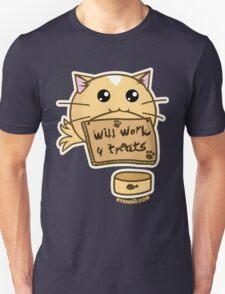 Fuzzballs Will Work For Treats T-Shirt