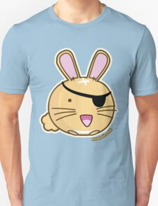 Fuzzballs Bunny Pirate T-Shirt