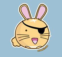 Fuzzballs Bunny Pirate Unisex T-Shirt