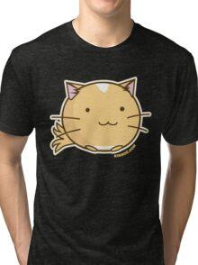 Fuzzballs Cat Tri-blend T-Shirt