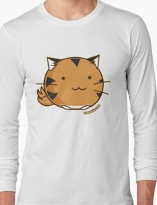Fuzzballs Tiger Long Sleeve T-Shirt