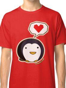 Fuzzballs Penguin Classic T-Shirt