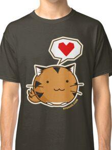 Fuzzballs Tiger Classic T-Shirt