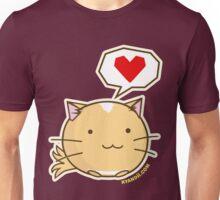 Fuzzballs Cat Unisex T-Shirt