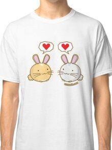 Fuzzballs Bunny Love Classic T-Shirt