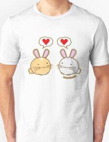 Fuzzballs Bunny Love T-Shirt