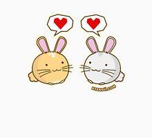Fuzzballs Bunny Love Unisex T-Shirt