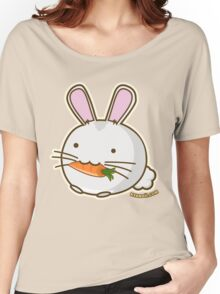 Fuzzballs Bunny Carrot Women's Relaxed Fit T-Shirt