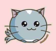 Fuzzballs OMG Kitty Kids Tee