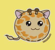 Fuzzballs OMG Giraffe Baby Tee
