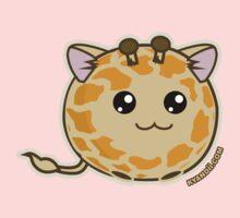 Fuzzballs OMG Giraffe One Piece - Long Sleeve