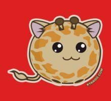 Fuzzballs OMG Giraffe Kids Tee