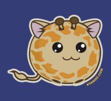 Fuzzballs OMG Giraffe by rabbitbunnies
